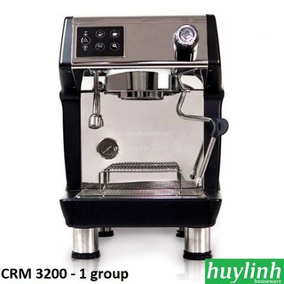Máy pha cà phê 1 group Gemilai CRM3200 [CRM3200A - CRM3200B - CRM3200D] - 100 ly/ngày