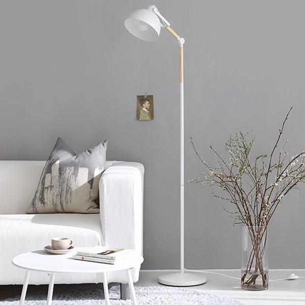 Đèn sàn sofa trang trí cao cấp VINTAGE DC006 - Kèm bóng LED
