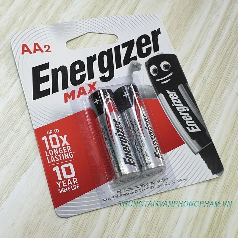 Pin AA - AAA Energizer Max E91 E92 BP2 LR6 LR03 [chính hãng] Alkaline batterie 10 year shelf life