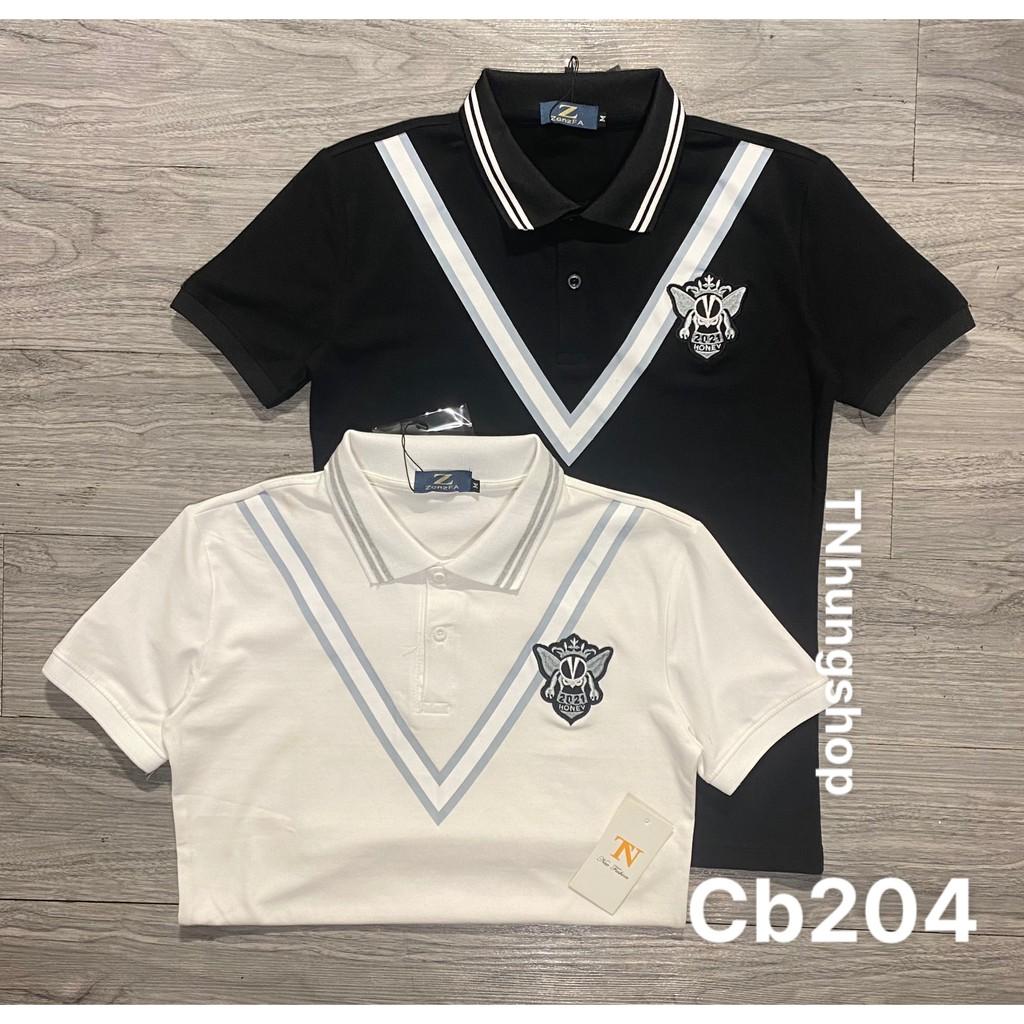 Sỉ áo thun áo phông nam polo ngắn tay có cổ giảm giá Mã cb127-204 tnhung