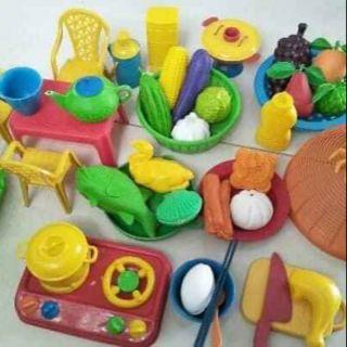 Bộ đồ chơi set 1kg cho cho bé