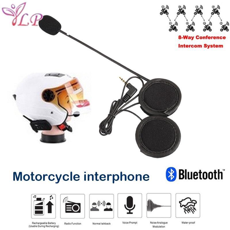 Tai nghe liên lạc Bluetooth dùng cho mũ bảo hiểm