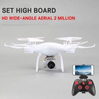 Máy bay điều khiển từ xa Flycam có Camera Full HD Wifi FPV sắc nét