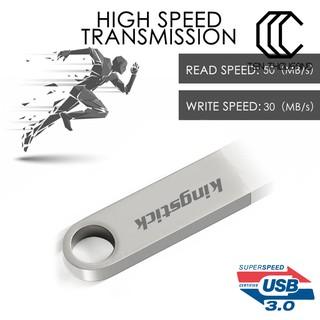 T~✦ 64/128/256/400GB Kingstick USB 3.0 Mini Flash Drive Storage U Disk