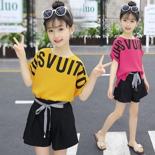 Set 7 Quần Short Thời Trang 20208 Cho Bé 12-13 – 106801