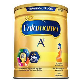 Sữa Bột Mead Johnson Enfamama A+ Vanilla (900g) - 3375322 , 1266995170 , 322_1266995170 , 500000 , Sua-Bot-Mead-Johnson-Enfamama-A-Vanilla-900g-322_1266995170 , shopee.vn , Sữa Bột Mead Johnson Enfamama A+ Vanilla (900g)
