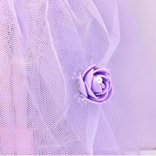 Công Chúa Váy Cưới Hàn Quốc 25cm 5 Bông Hoa (Mẫu Ngẫu Nhiên) BMBE1073