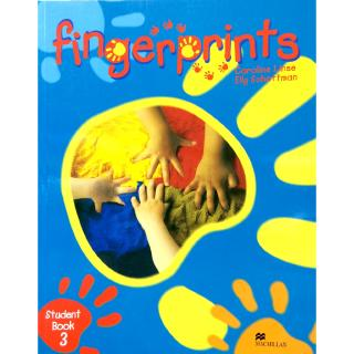 Sách - Fingerprints: Student Book 3
