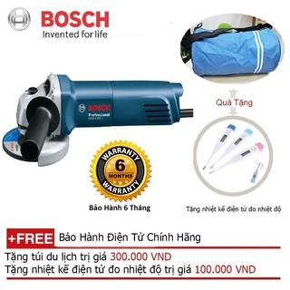 Máy Mài Góc Bosch GWS 6-100 S Công Tắc Đuôi