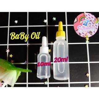10ml, 20ml BaBy Oil ( Dầu Em Bé ) Nguyên Liệu Làm Bóng Slime