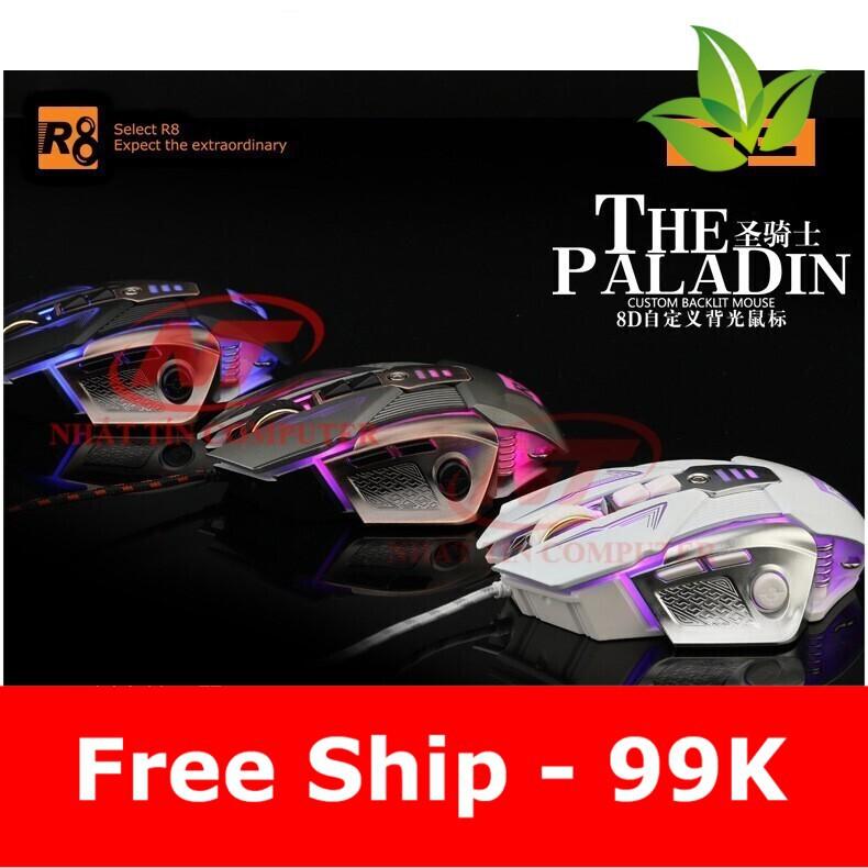 [Flash sale] Sản phẩm chuột Chuyên Game R8 G3 (8D) Giá chỉ 278.750₫