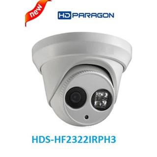[HDS-HF2322IRPH3]Camera IP Dome hồng ngoại 2.0 Megapixel HDPARAGON HDS-HF2322IRPH3 thumbnail