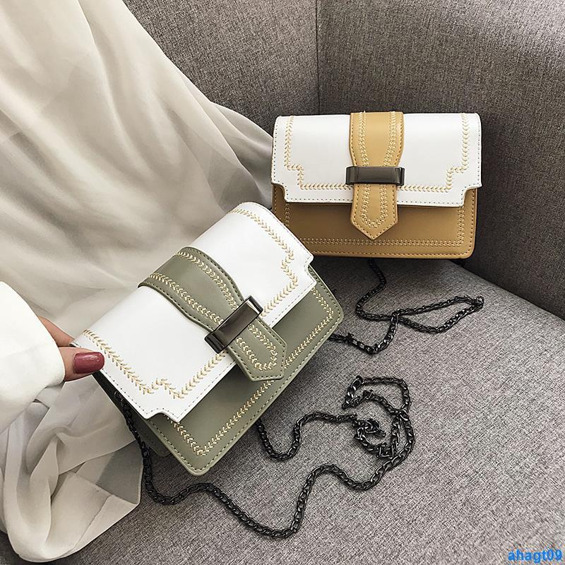Túi đeo vai hình chữ nhật phối đường viền nổi bật thời trang cho nữ - 14793071 , 2495534374 , 322_2495534374 , 223750 , Tui-deo-vai-hinh-chu-nhat-phoi-duong-vien-noi-bat-thoi-trang-cho-nu-322_2495534374 , shopee.vn , Túi đeo vai hình chữ nhật phối đường viền nổi bật thời trang cho nữ