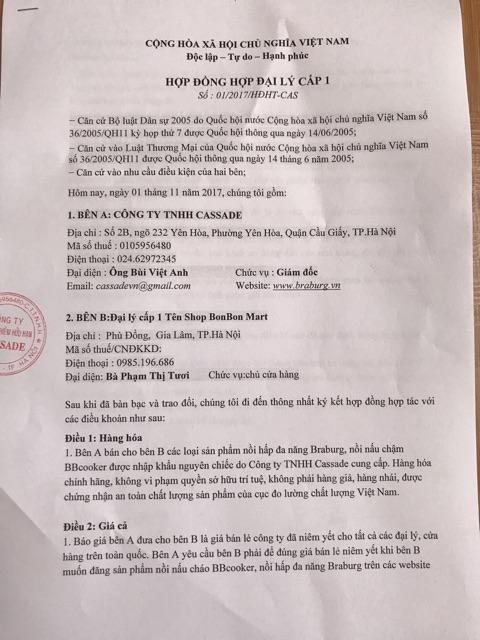 NỒI NẤU CHẬM BB COOKER 3.5l HÀN QUỐC- CHÍNH HÃNG- BH 1 NĂM