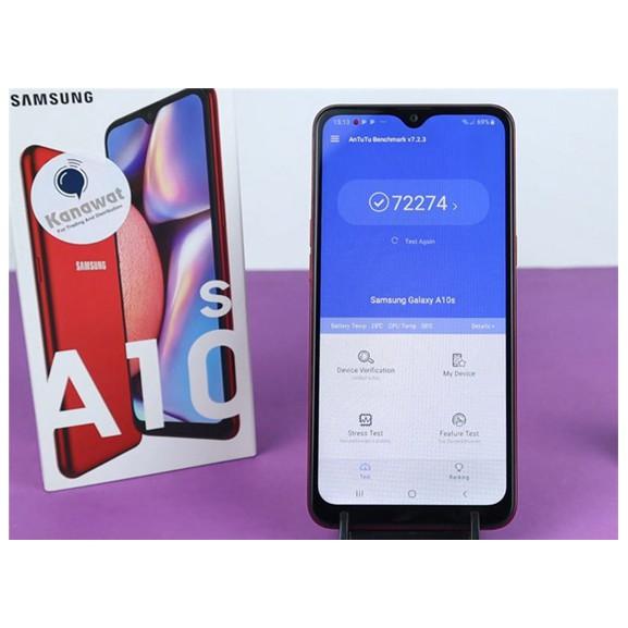 Điện thoại Samsung Galaxy A10s Pin trâu không lo ngắt quãng trải nghiệm