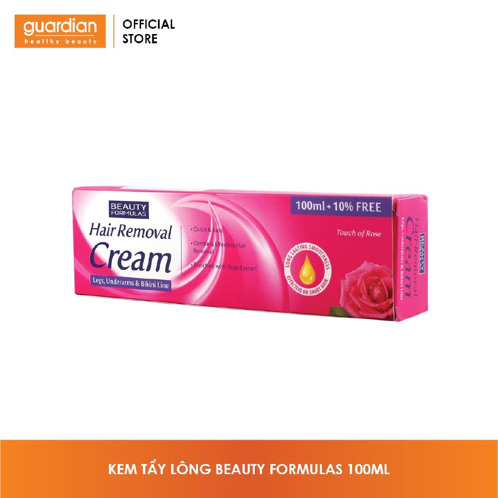 Kem tẩy lông Beauty Formulas (110ml)