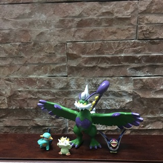 Mô hình sưu tập pokemon P2