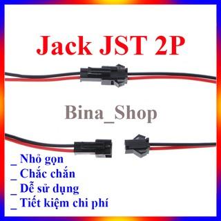 Cáp kết nối JST , Jack JST Silicon 20cm