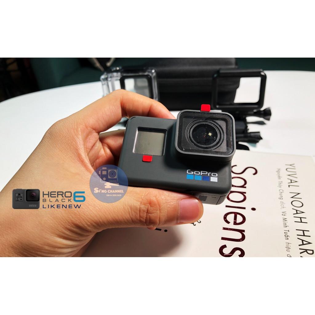[Chính Hãng] Camera Gopro Hero 6 Black (Like New)