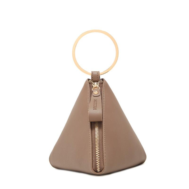 Túi cầm tay thời trang Micocah GN40016 / nâu