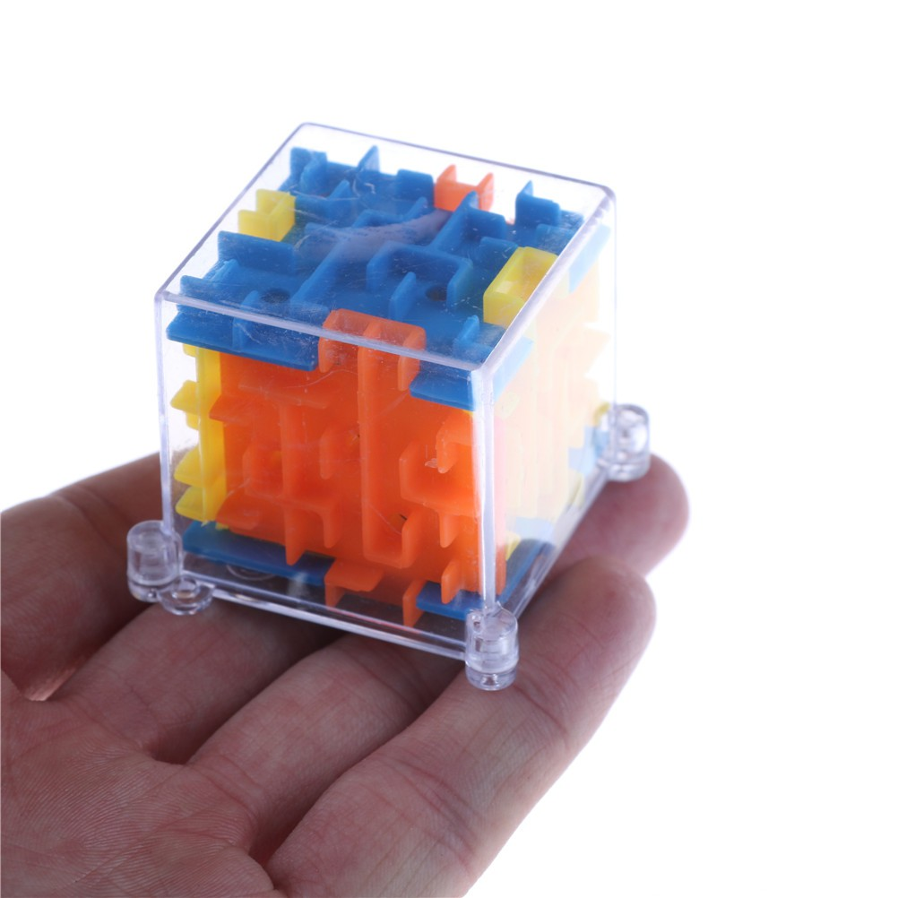 adore 3D Maze Magic Cube Puzzle Speed Cube Puzzle Labyrinth Ball Toy Maze Ball Toy craving