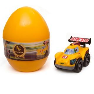 Đồ chơi – Quả trứng thần kỳ – Xe đua 3