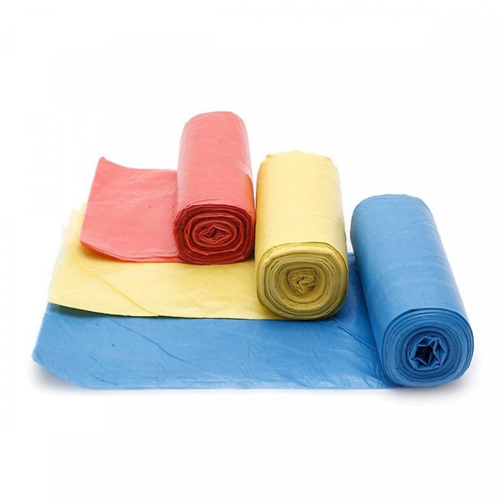 Túi đựng rác ♥️FREESHIP♥️ Túi ni lông đựng rác, Combo 3 túi đựng rác cuộn 3 màu