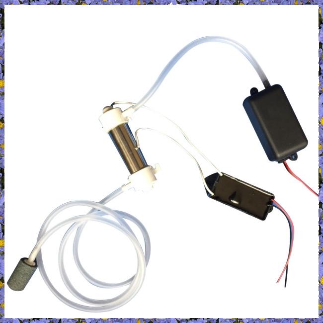 AC 220V 500mg/hr Ozone Generator Ozone Water Air Clean Sterilizer Ozonizer Purifier