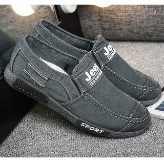 Giày Lười Nam Jeep Cực Chất – G45