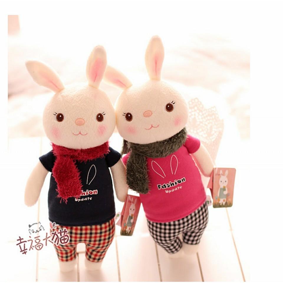 2 thỏ metoo như hình