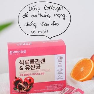 Bột Collagen Lựu Korea Bio Cell thumbnail