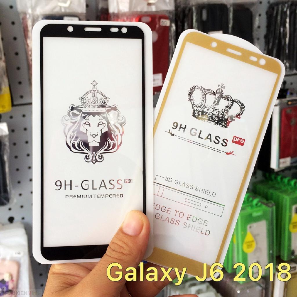 Miếng dán cường lực full màn hình full keo cho Samsung Galaxy J6 2018 - 21963140 , 2634517522 , 322_2634517522 , 109000 , Mieng-dan-cuong-luc-full-man-hinh-full-keo-cho-Samsung-Galaxy-J6-2018-322_2634517522 , shopee.vn , Miếng dán cường lực full màn hình full keo cho Samsung Galaxy J6 2018