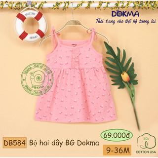 Váy 2 Dây Dokma DB584