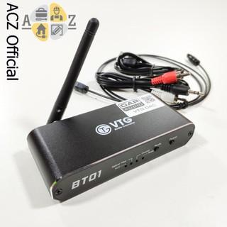 [Mã ELFLASH5 giảm 20K đơn 50K] Bộ chuyển đổi quang học optical ra AV sang âm thanh audio VTG có Bluetooth - BH 12 tháng