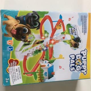 Đồ chơi trẻ em puppy Dog Pals Chó Leo Thang Nhạc Đèn Sử dụng pin phù hợp cho bé 3 tuổi 5 tuổi trở lên mã số(112-6)…