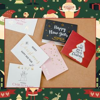 Thiệp Chúc Mừng Giáng Sinh Mini