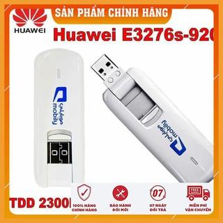 USB DCOM 4G HUAWEI E3276-920- Phiên bản 4G – tốc độ 112Mbps – đổi được IP