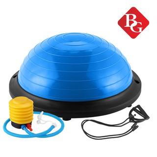 BG Bóng tập YOGA bóng thăng bằng cao cấp BLUE tặng bơm bóng thumbnail