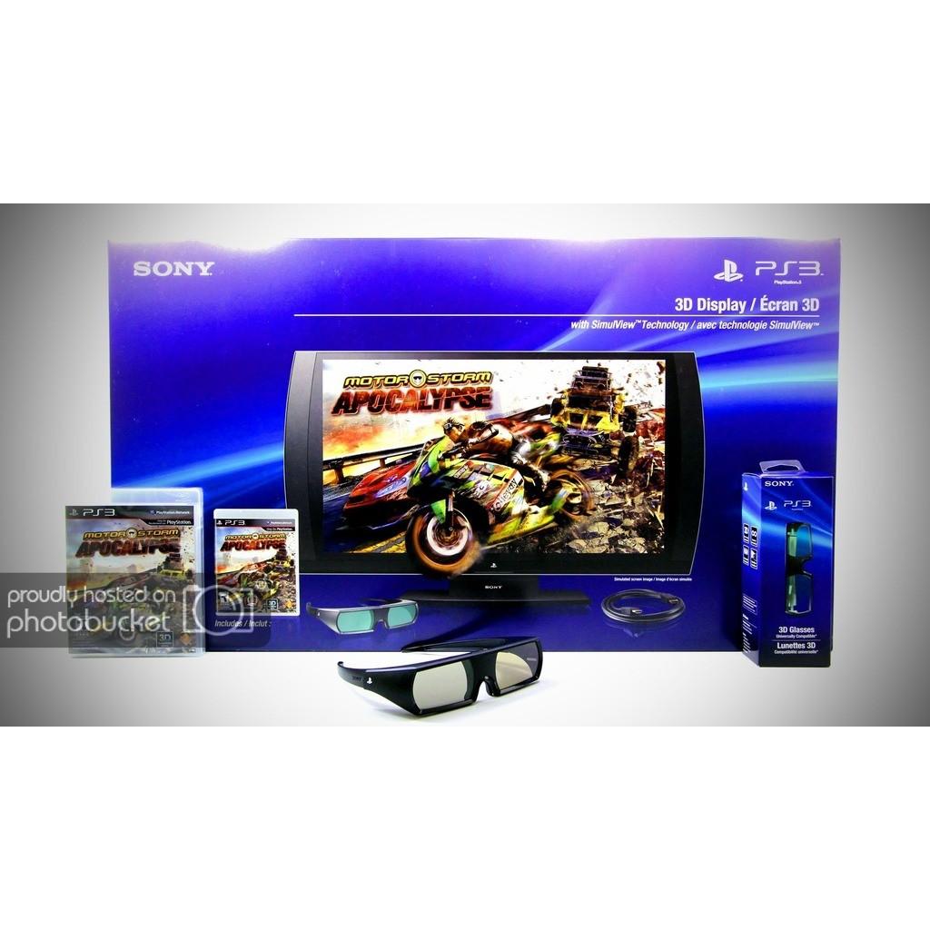 [Full box + Phụ Kiện] Màn Hình Sony 3D Playstation 24inh full HD Chuyên game