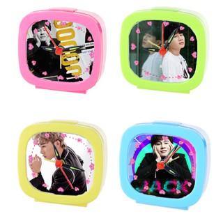 Đồng hồ để bàn jack j97 màu sắc ĐHBI23 đồng hồ báo thức cute thumbnail