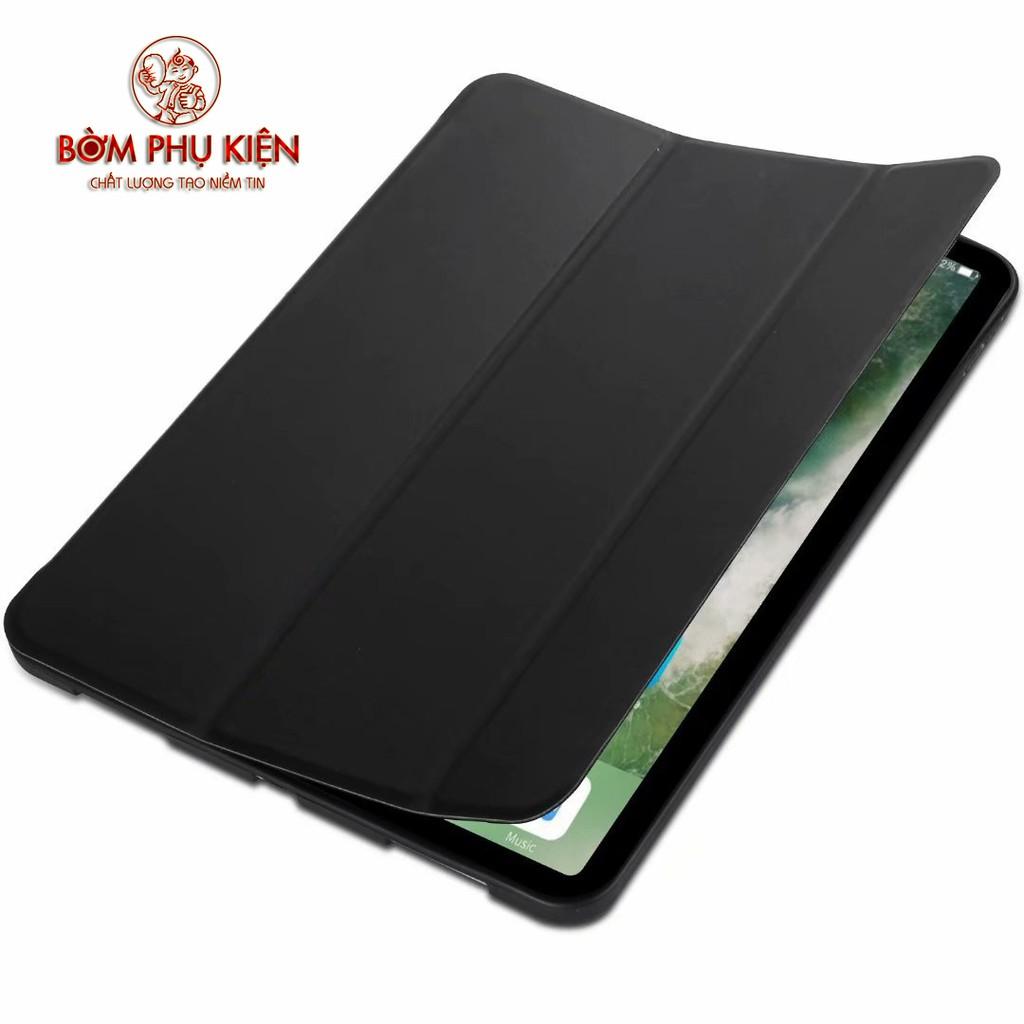 Bao Da iPad có hút nam châm cho new 9.7 2017/2018 gen5/6 air1/air2 mini 1/2/3/4 pro 9.7 pro 10.5 2019 air 10.5