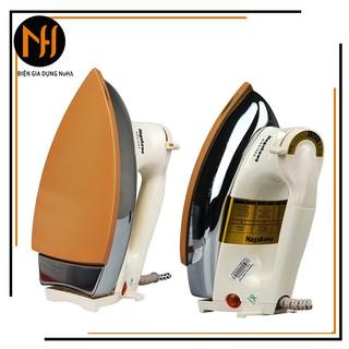 Bàn ủi Nagakawa NAG1503 Matika MTK-2922(chọn phân loại) mặt đế phủ chống dính Ceramic bảo hành 12 tháng. thumbnail