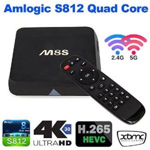 ANDROID TV BOX M8S S812 RAM 2GB - 2633414 , 110537398 , 322_110537398 , 799000 , ANDROID-TV-BOX-M8S-S812-RAM-2GB-322_110537398 , shopee.vn , ANDROID TV BOX M8S S812 RAM 2GB