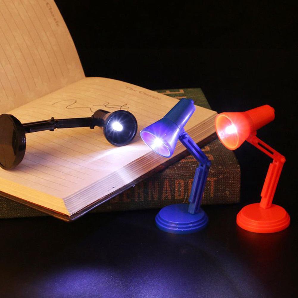 1:6 Bright LED Mini Ceiling Toys Miniature Decoration Dollhouse Furniture Desktop Lighting Pretend Play Table Lamp