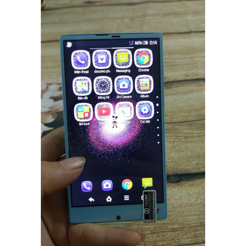 Điên thoại nhật sharp sh02g máy mới 98%