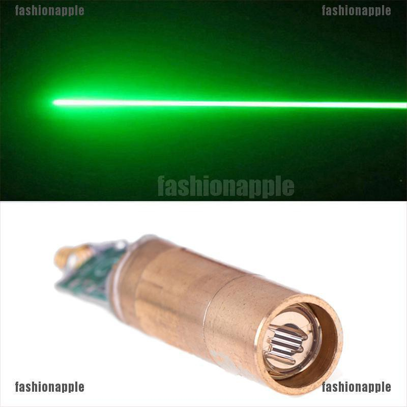 FAVN bless 532nm Green line laser module/laser diode/light free driver/lab/steady wor glory