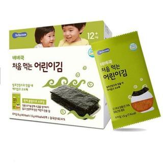 [Tách lẻ] Rong biển cuộn cơm Bebecook Hàn Quốc thumbnail