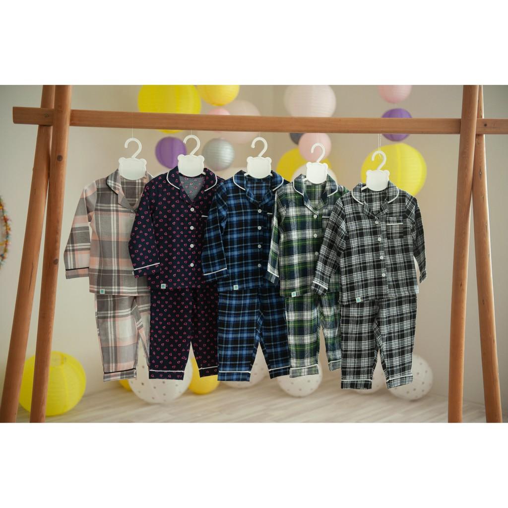 Bộ quần áo dài tay Pyjama Little love
