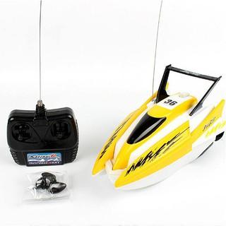 cano siêu tốc điều khiển chạy trên nước Racing Boat