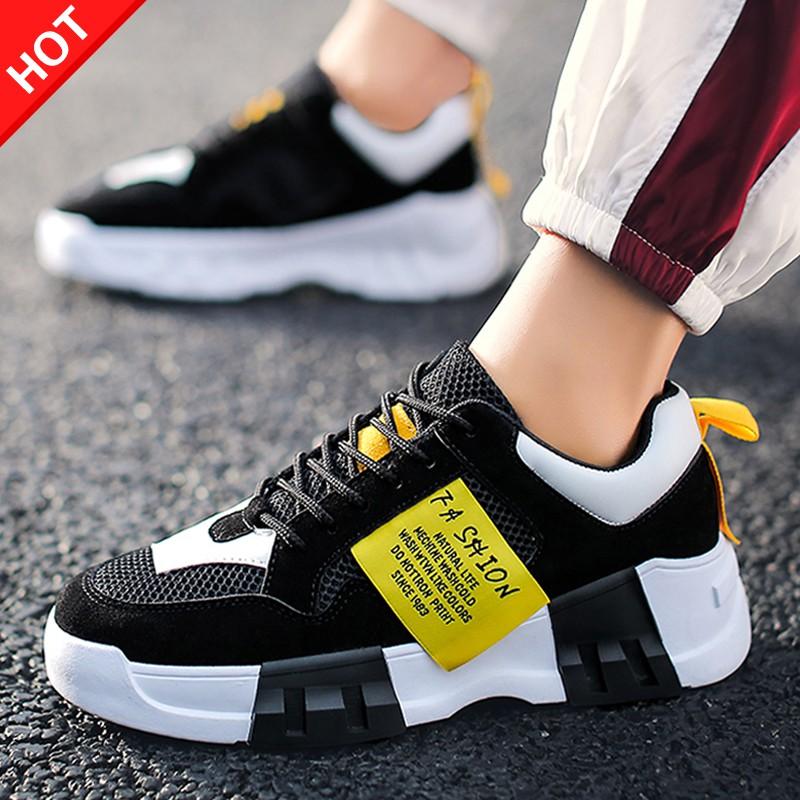 Giày sneaker nam phối màu HOT TEEN 2019 133